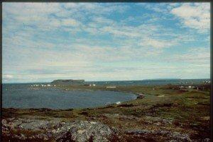Vue d'ensemble de L'Anse aux Meadows